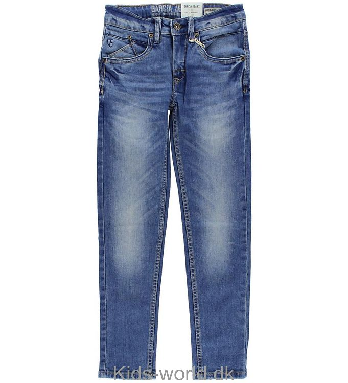 Garcia Jeans - Super Slim - Denim