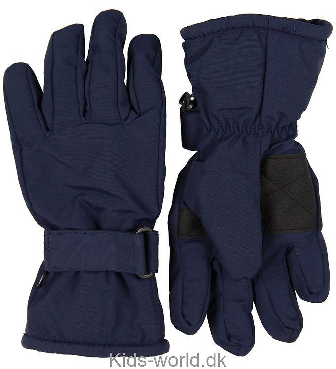 Minymo Handsker - Navy