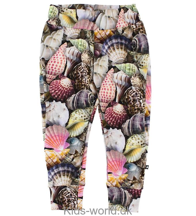 Molo Sweatpants - Aud - Sea Treasure