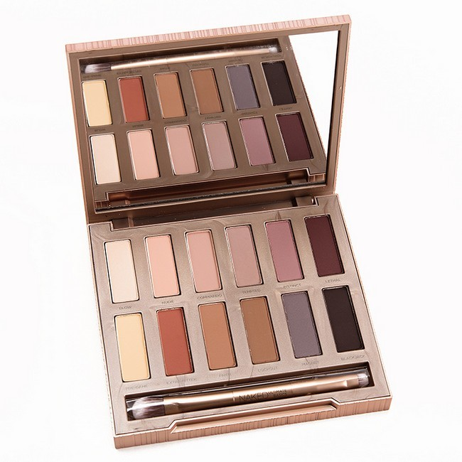 Naked Ultimate Basic - All Matte All Naked Palette