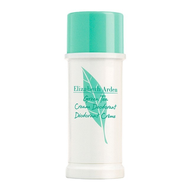 Green Tea Deodorant Creme - 40 ml