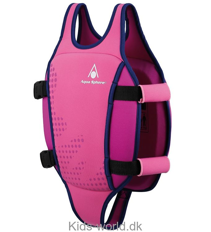 Aqua Sphere Svømmevest - Lilla/Pink