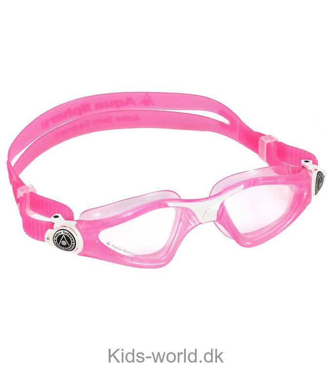 Aqua Sphere Svømmebriller - Kayenne Jr - Pink
