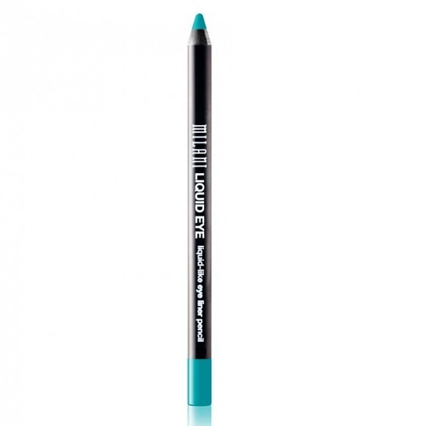 Liquid Eye Liquid-Like Eyeliner Pencil - Aqua