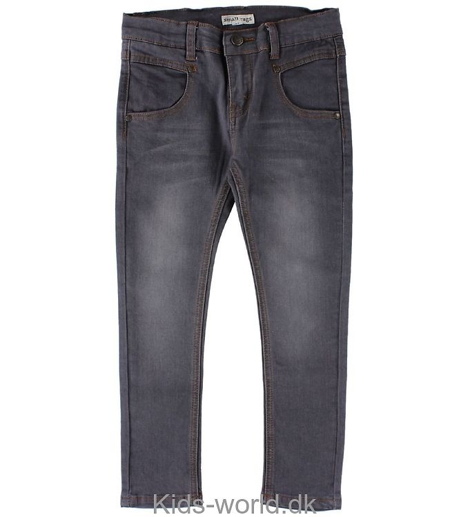 Small Rags Jeans - Koksgrå