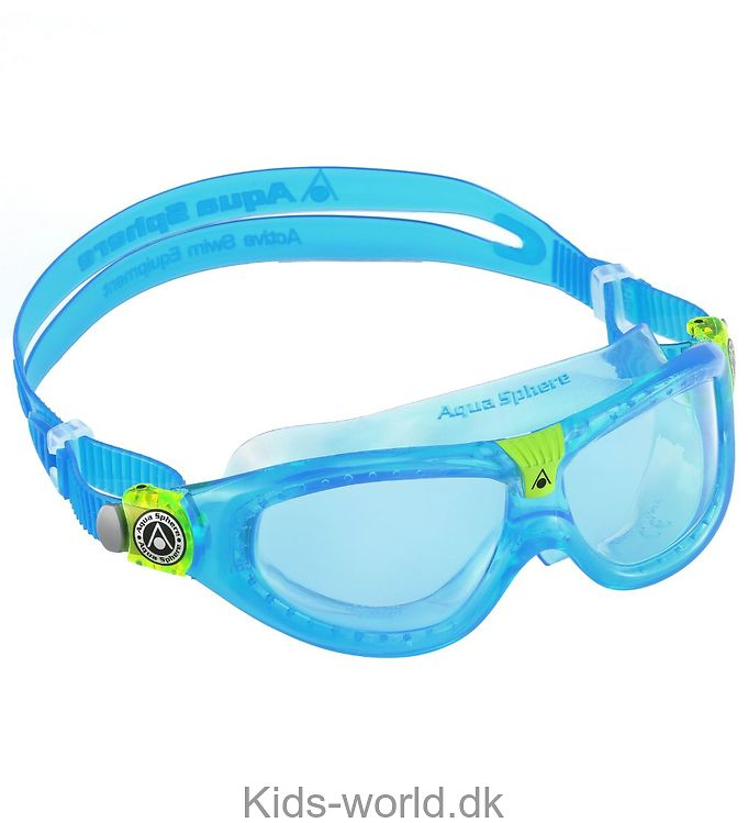 Aqua Sphere Svømmebriller - Seal Kid 2 - Aquablå/Blå