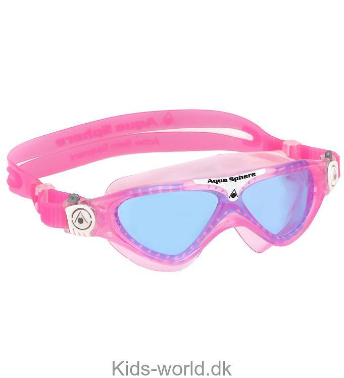 Aqua Sphere Svømmebriller - Vista Jr - Pink/Lilla