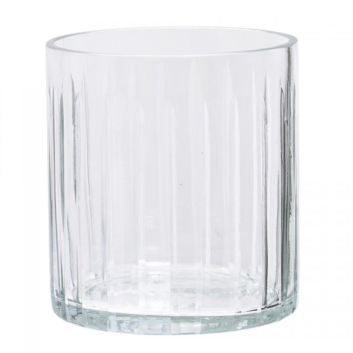 Bloomingville fyrfadsstage (glas)