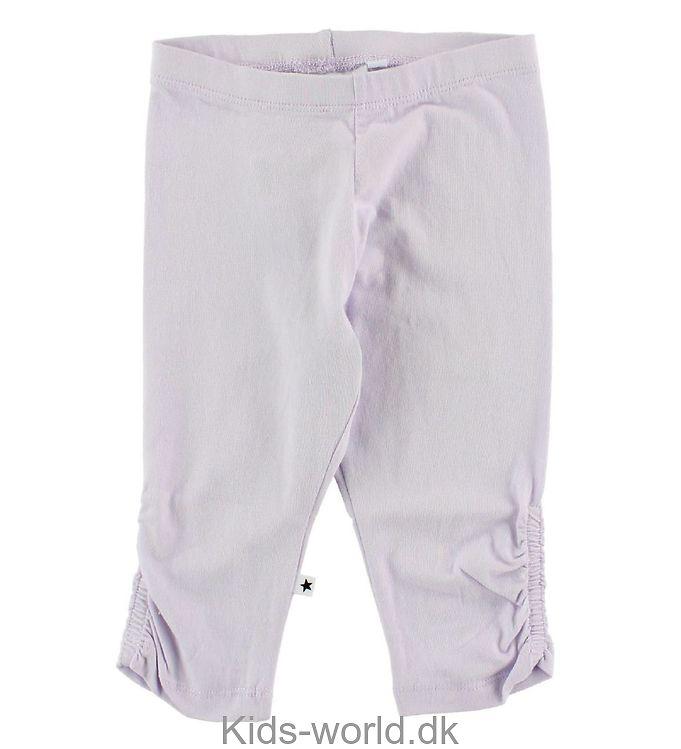 Molo Leggings - Nila - Lys Lavendel