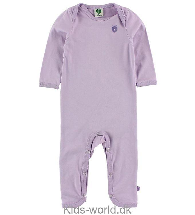 Småfolk Heldragt - Lavendel