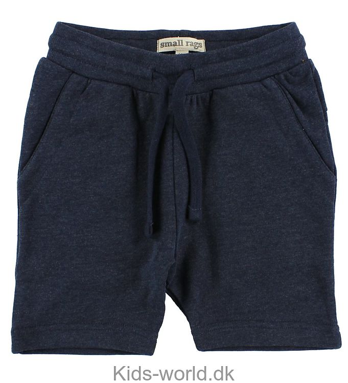 Small Rags Shorts - Navy