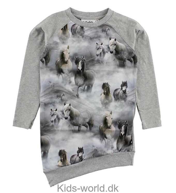 Molo Kjole - Cindelle - Pony Jersey