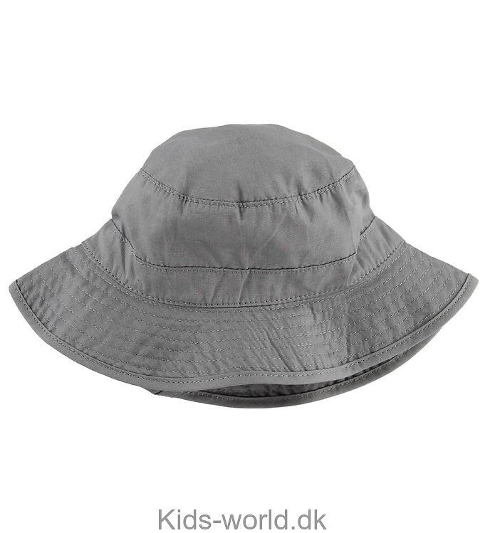 Melton Bøllehat - UV30 - Grå