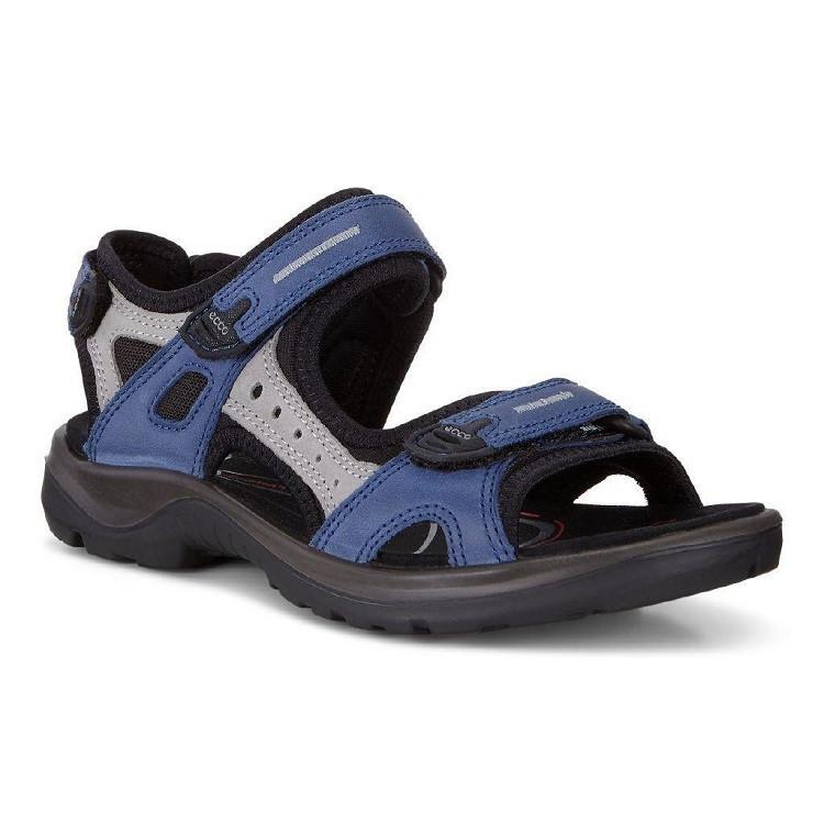 Ecco Offroad Yucatan Sandal Dame dark blue