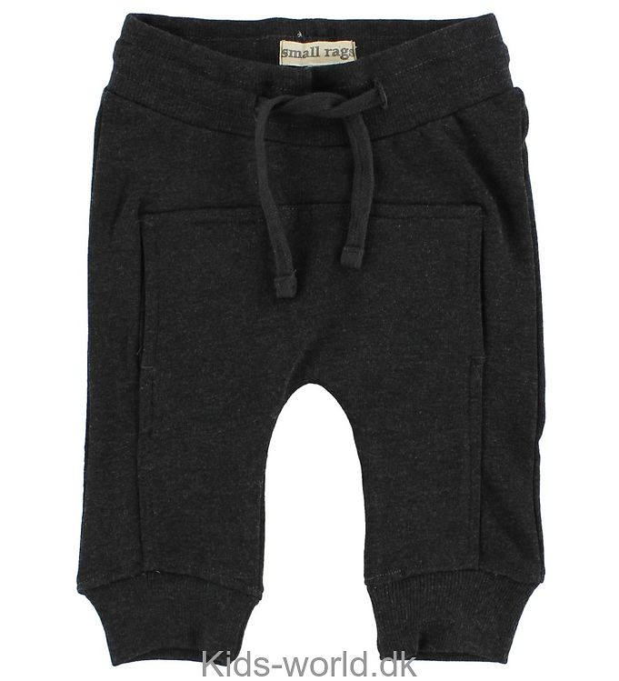 Small Rags Sweatpants - Koksgrå