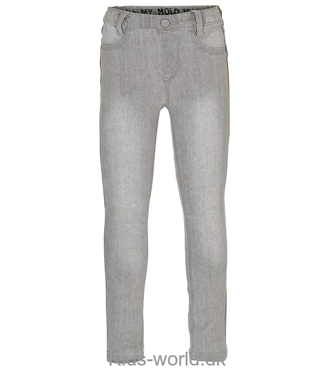 Molo Jeans - Aida - Grå