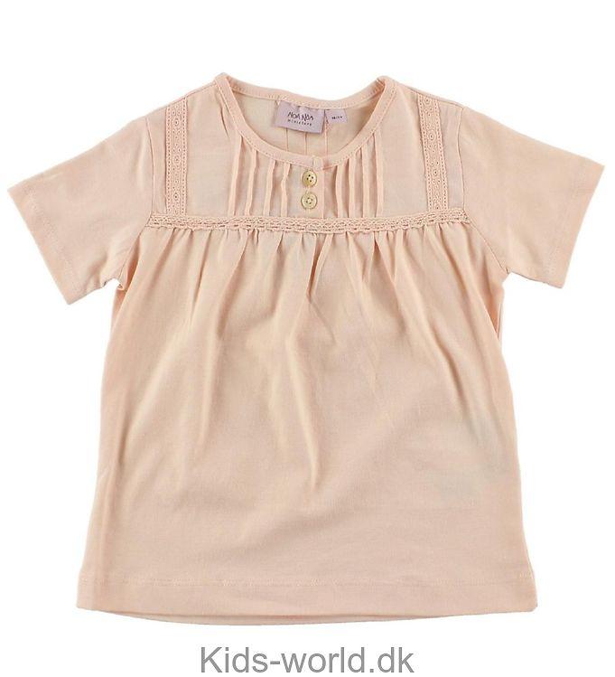 Noa Noa Miniature Bluse - Pudderrosa