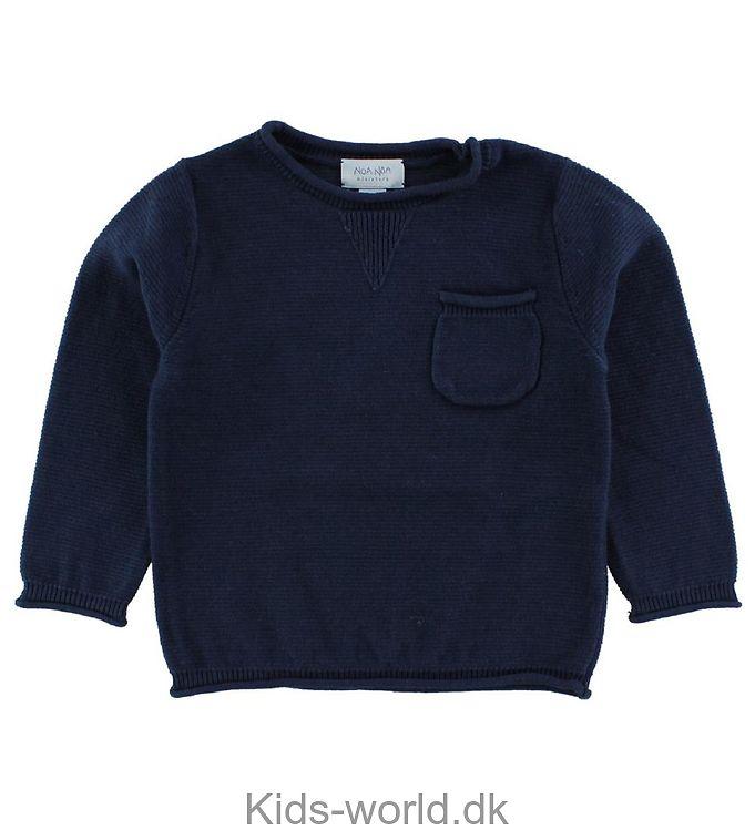 Noa Noa Miniature Bluse - Navy