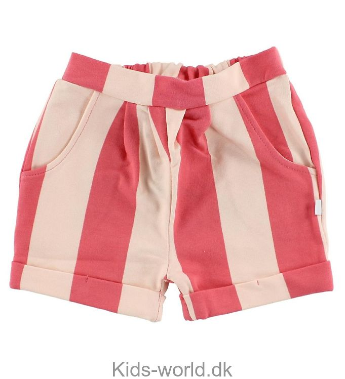 Knast By Krutter Shorts - Pink/Rosastribet