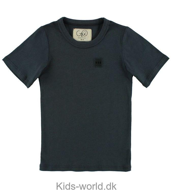 Gro T-shirt - Tune - Stålgrå