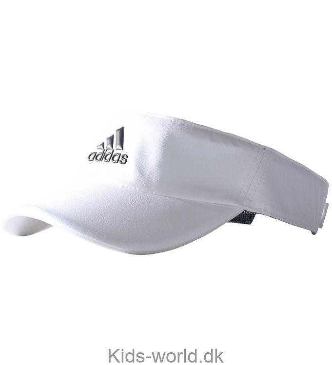 adidas Performance Solskærm - Hvid m. Logo