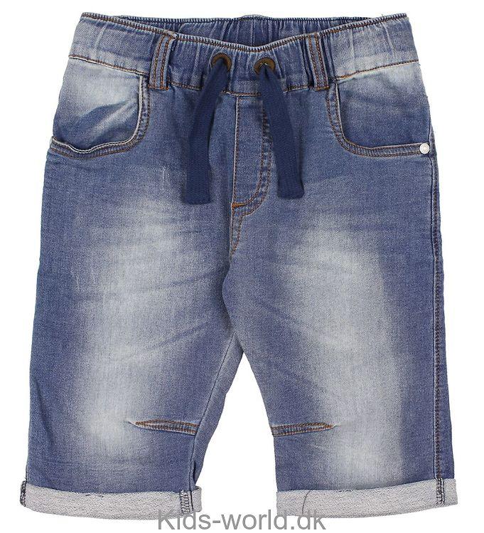 Minymo Shorts - Denimblå