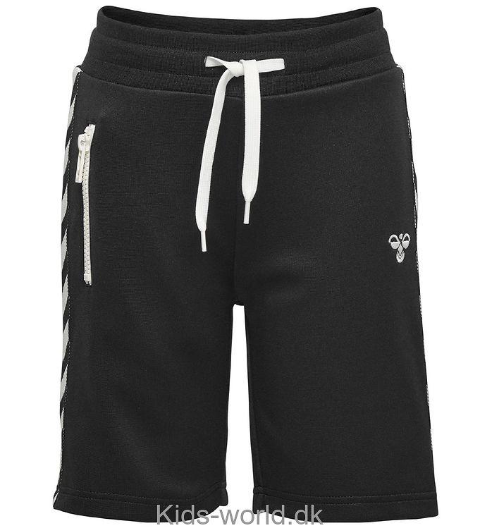 fa2c953e Hummel Shorts - Neymar - Sort m. Vinkler