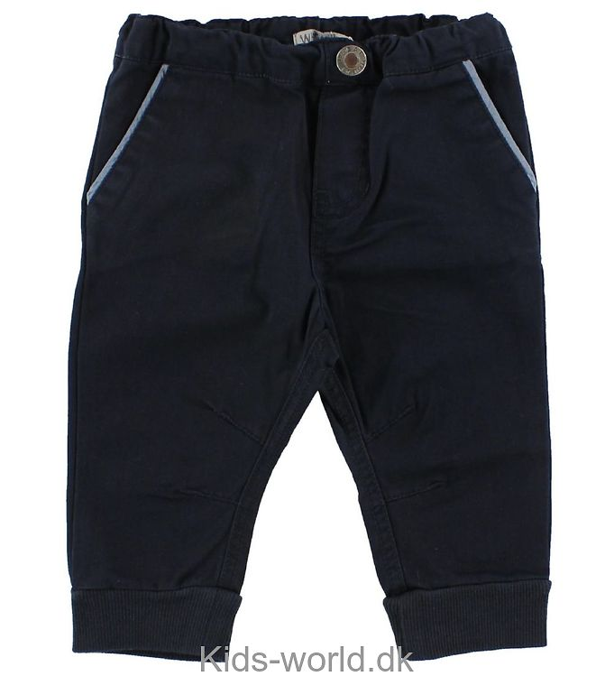 Wheat Bukser - Navy
