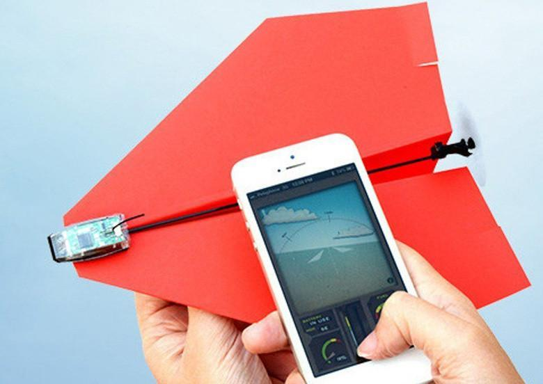 AeroXtreme™ Smartphone Controlled Paper Drone