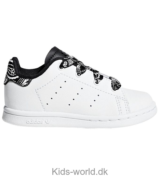 adidas Originals Sko - Stan Smith - Hvid m. Sort