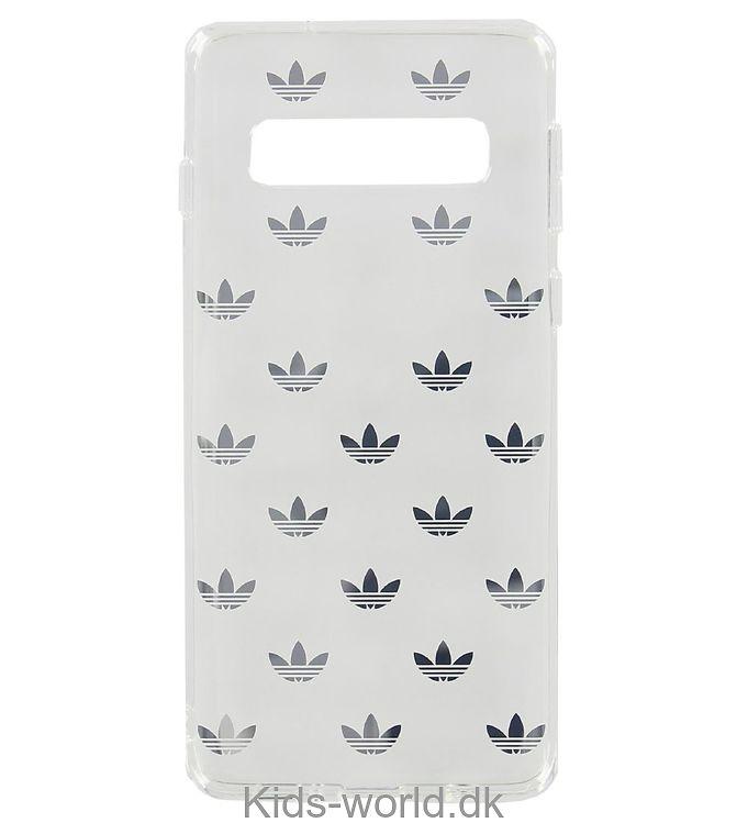 adidas Originals Cover - Trefoil - Galaxy S10 - Silver