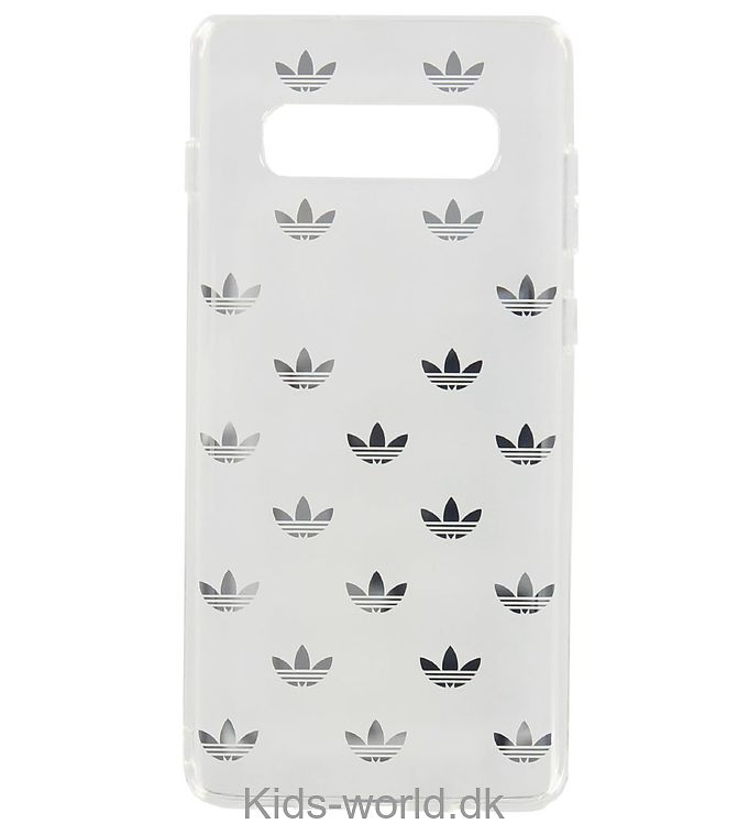 adidas Originals Cover - Trefoil - Galaxy S10+ - Silver