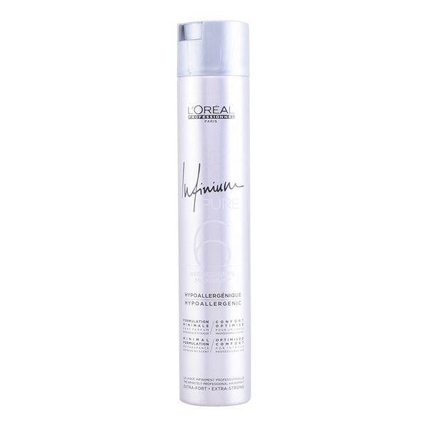 Ekstra fast hold hårspray Infinium Pure LOreal Expert Professionnel (500 ml)
