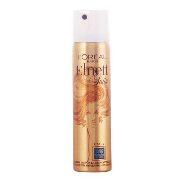 Strong Hold Hair Spray Elnett Mini LOreal Expert Professionnel (75 ml)