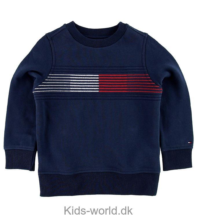 Tommy Hilfiger Sweatshirt - Navy