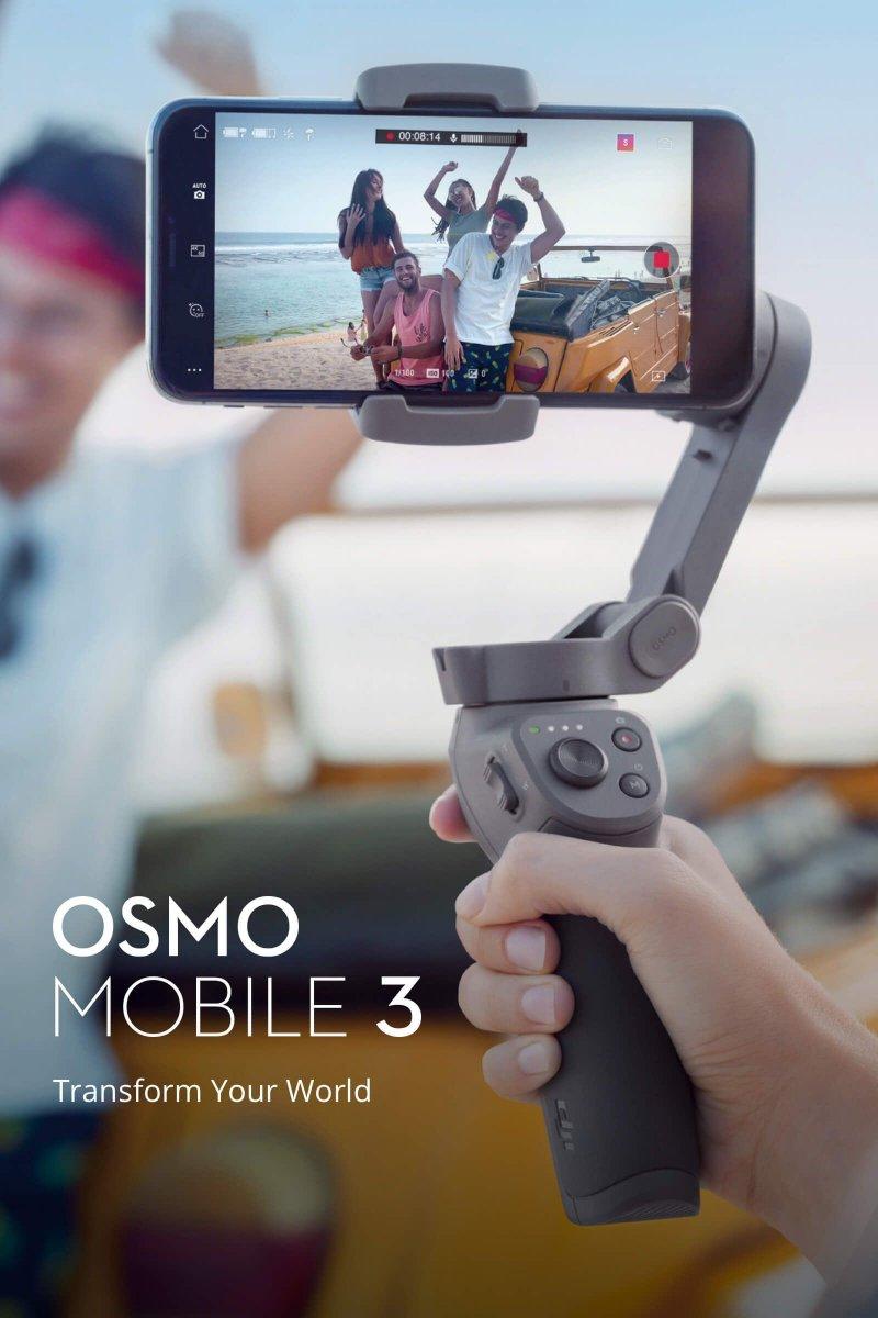 Dji - Osmo 3 Mobile - Combo