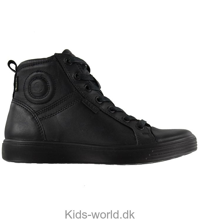 Ecco Sko - S7 Teen - Gore-Tex - Black