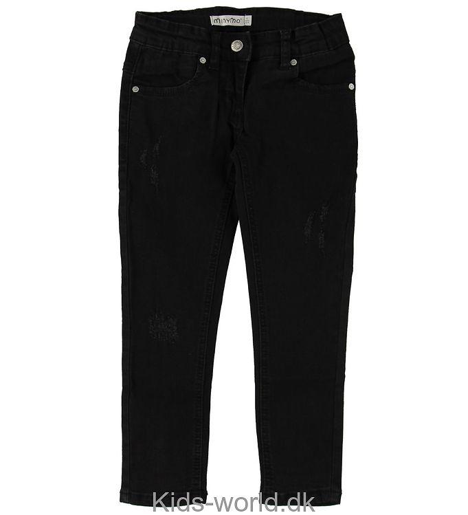 Minymo Jeans - Sort