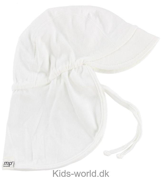 MP Legionærhat - UV50+ - Hvid