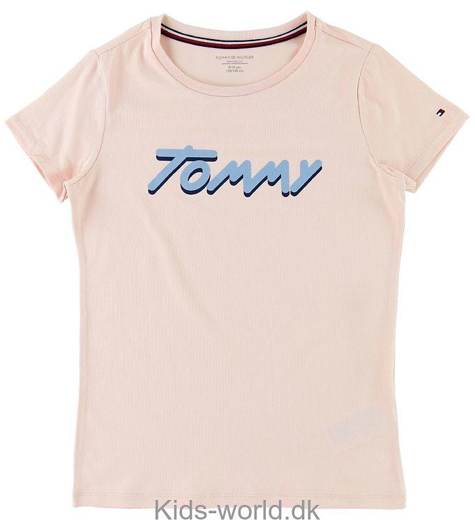 Tommy Hilfiger T-shirt - Koral