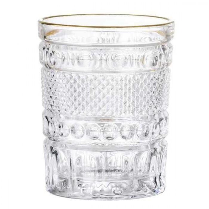 Bloomingville drikkeglas, klar, glas