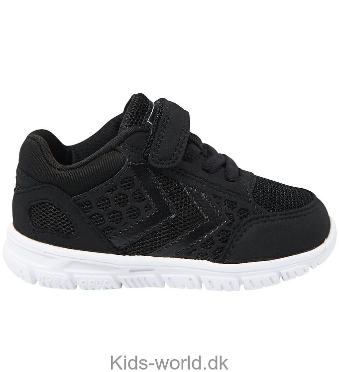 94e9aa90ea6d Hummel Sko - Crosslite Sneaker Infant - Black