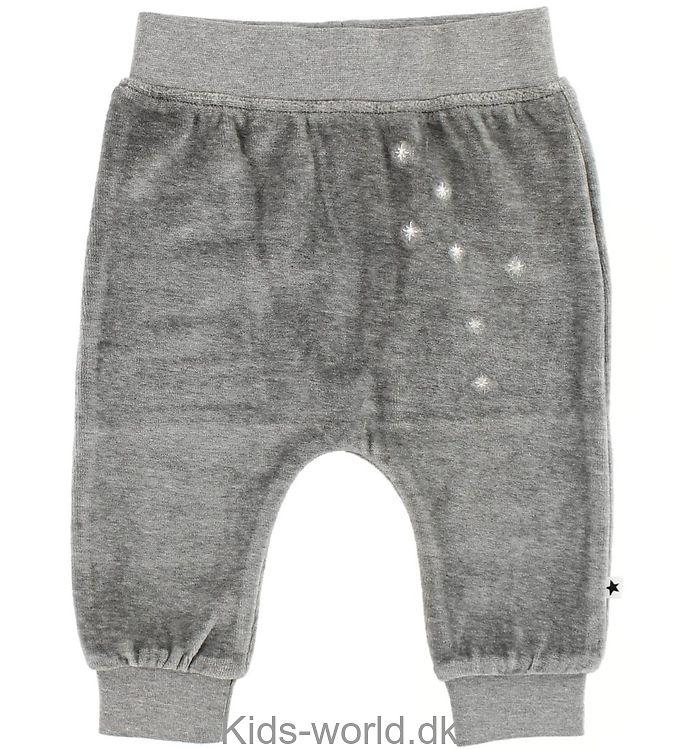 Molo Sweatpants - Susse - Gråmeleret