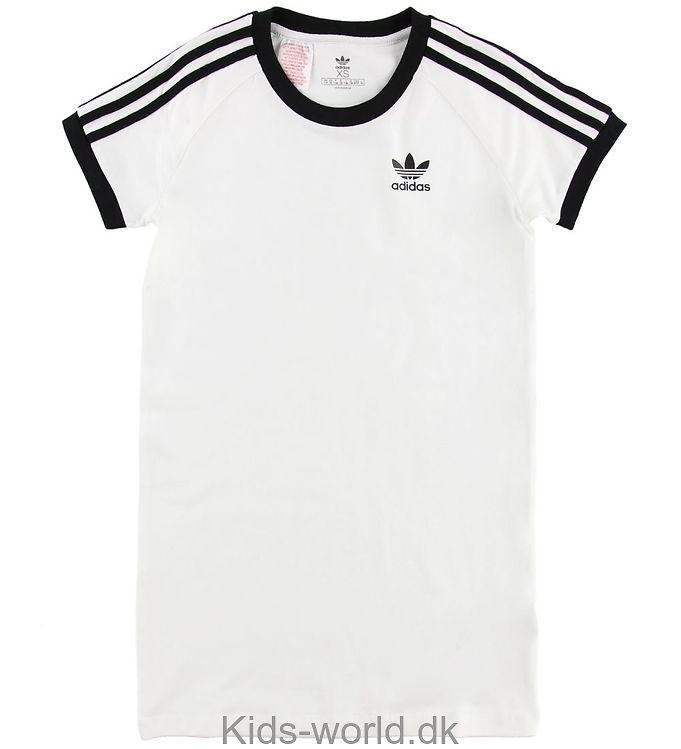 6cd28846 NYT, adidas Originals Kjole - Trefoil - Hvid