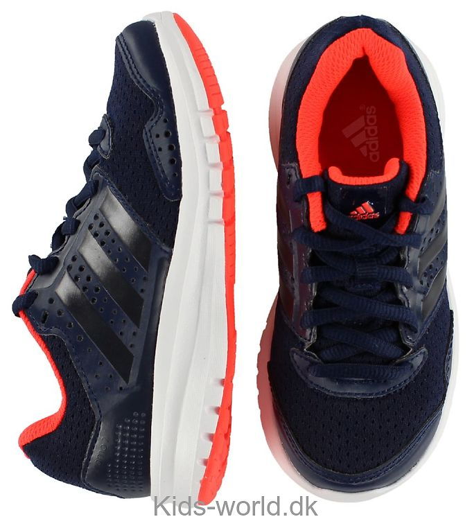 adidas Performance Sko - Duramo - Navy/Orange