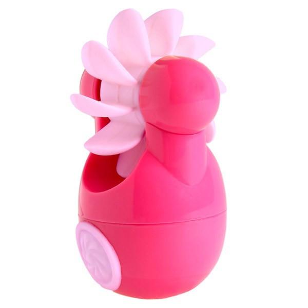 Sqweel Go! - Kompakt roterende klitoris vibrator