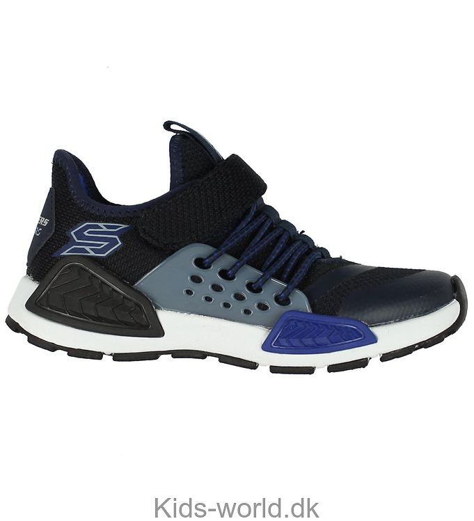 Skechers Sko - Thermovolt - Navy/Blå