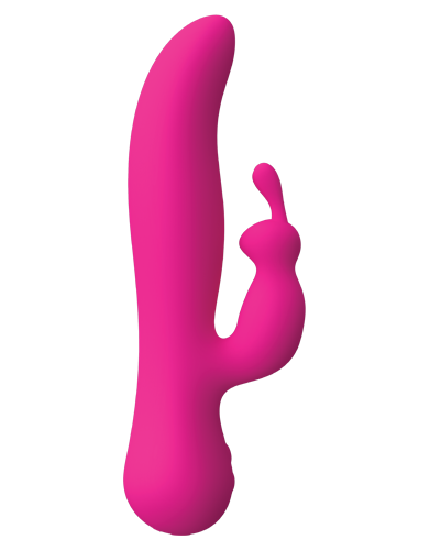Swan - Love pink rabbit vibrator m. klitorispirrer AWARDVINDER