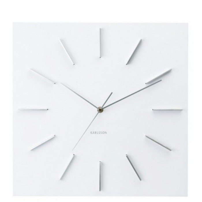 White delicate (kvadratisk)