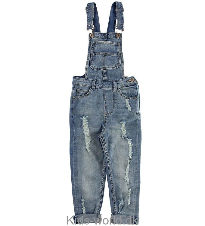 Grunt Smækbuks - Workwear - Denim